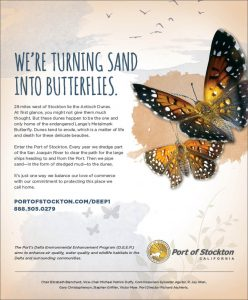 Delta Environmental Enhancement Program Campaign awarded the Award of Distinction for an advertising campaign.