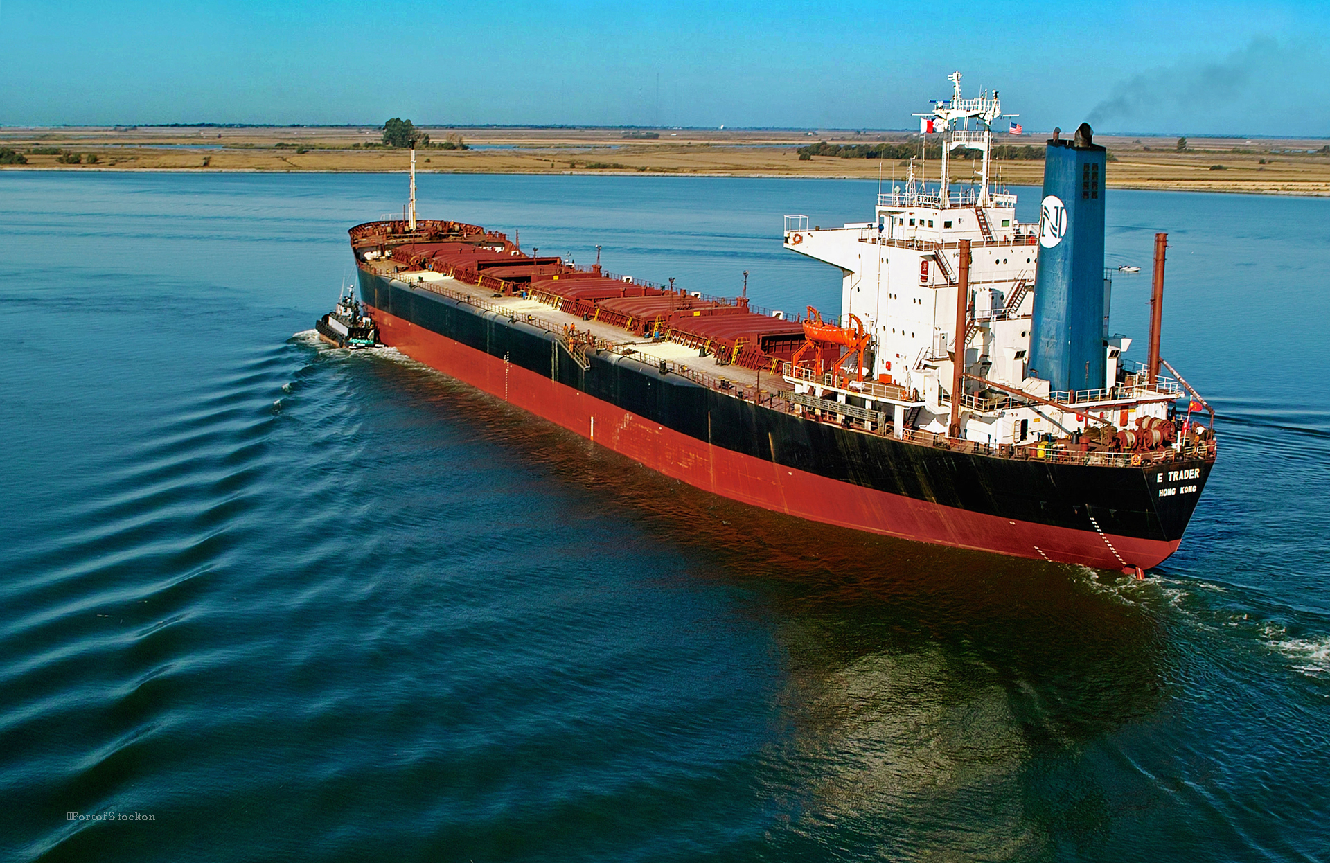 break bulk cargo ship