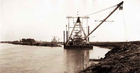 Port of Stockton's History