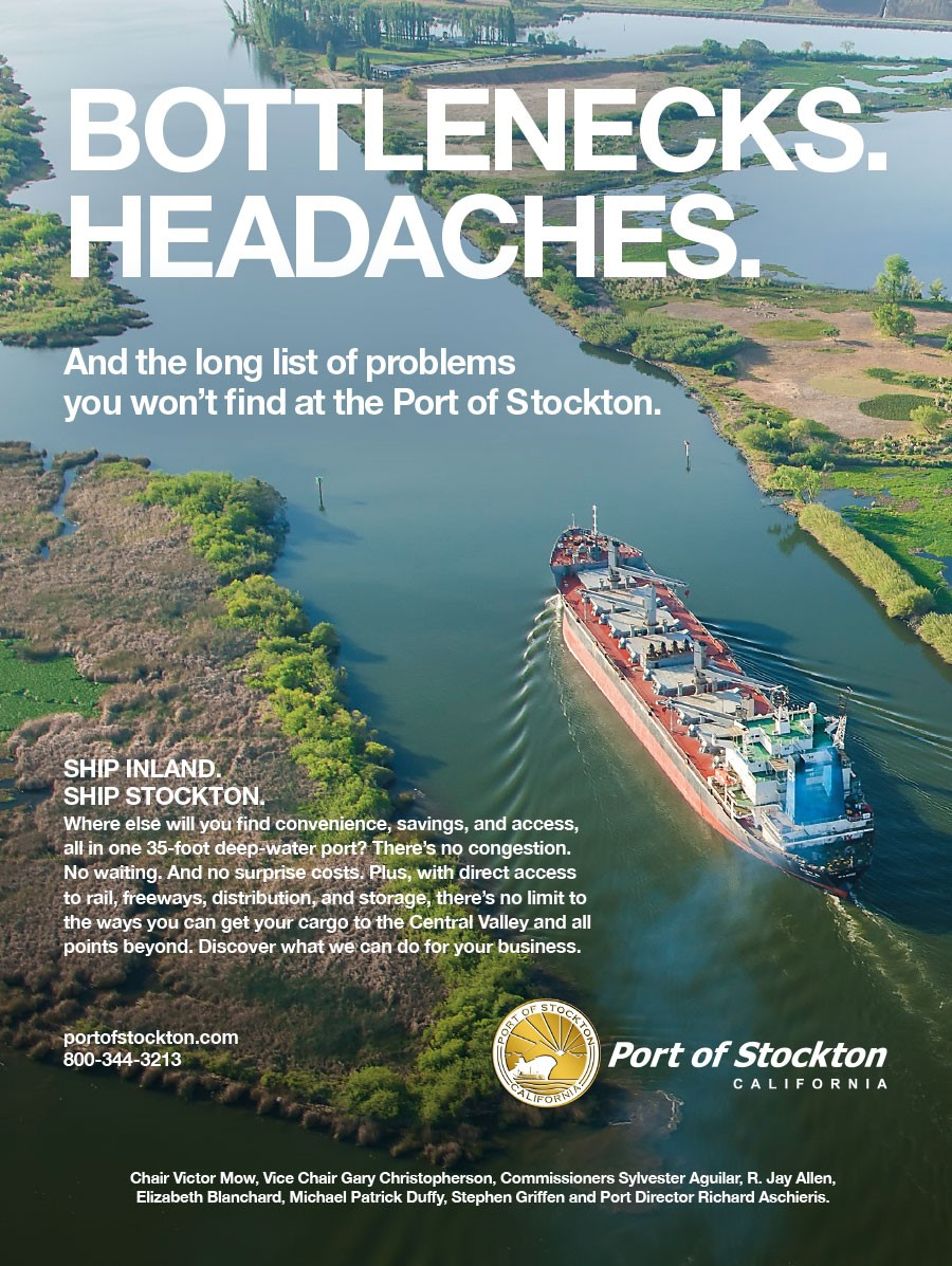 Port of Stockton