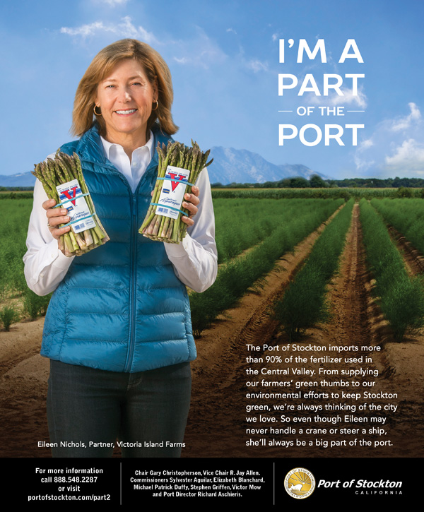 I'm Part of the Port Ad Campaign - Farmer