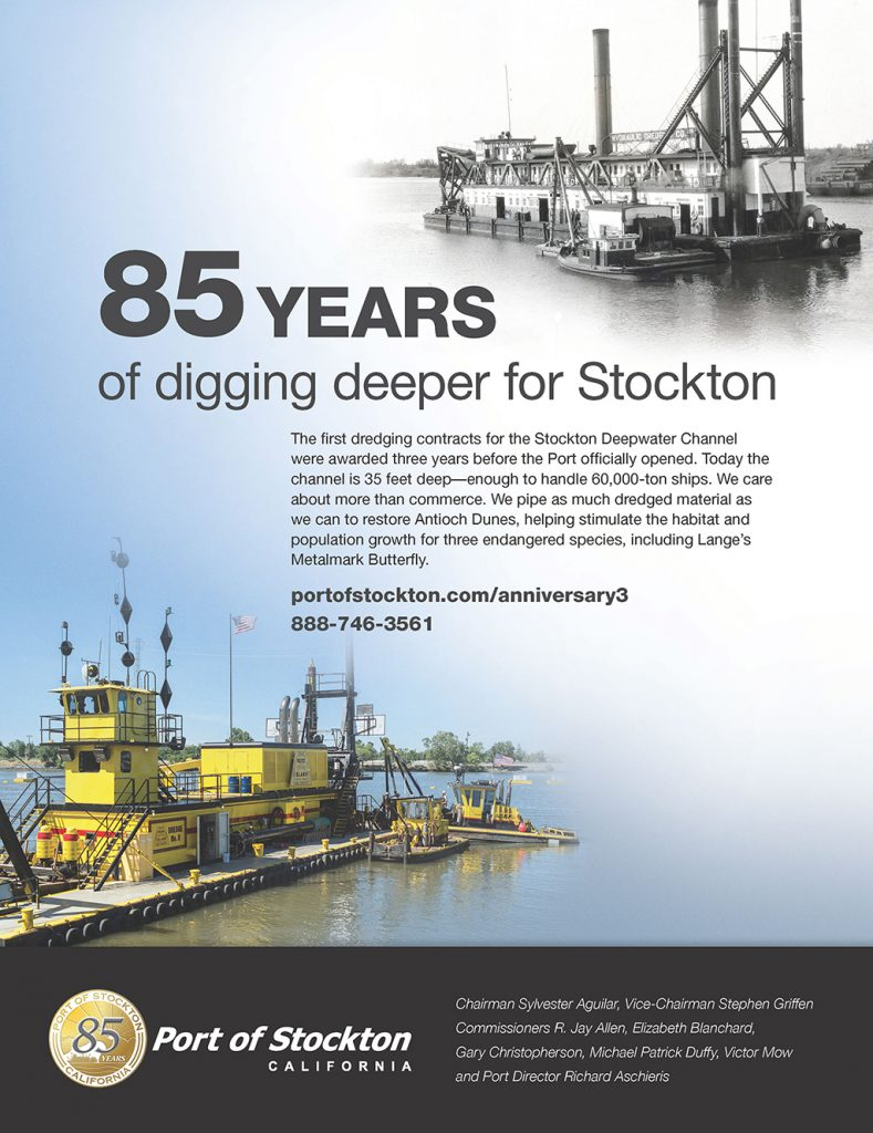 Digging Deeper for Stockton